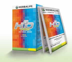 herbalife isotonic drink