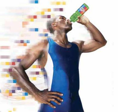 isotonic sports drinks powder