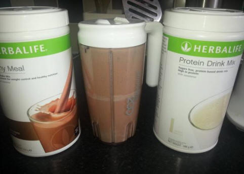 protein drink mix uk