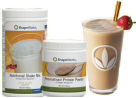 weight gain diet shakes